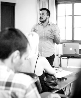 Consultor - José María Gómez